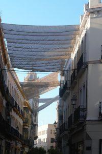 La Calle Larios, Malaga