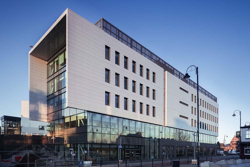 Ryder Architecture news